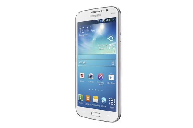 Samsung przedstawia GALAXY Mega