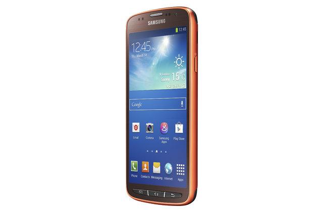 Samsung przedstawia GALAXY S4 Active: idealny towarzysz podróżników, osób aktywnych i poszukiwaczy przygód