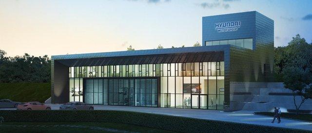Nowe centrum testowe Hyundaia w Nürburgring