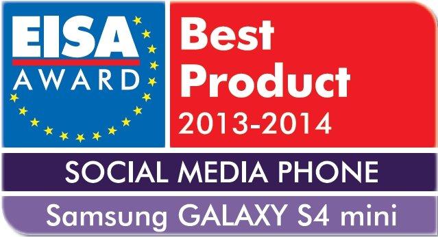 Samsung zdobywcą pięciu nagród Europejskiego Stowarzyszenia Technik Audiowizualnych (EISA) w kategoriach Telewizja, Smartfon i Aparat Fotograficzny
