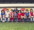 Legendarny piłkarz Deco został Menedżerem Dziecięcej Eskorty MasterCard® na Finał Ligi Mistrzów UEFA 2014