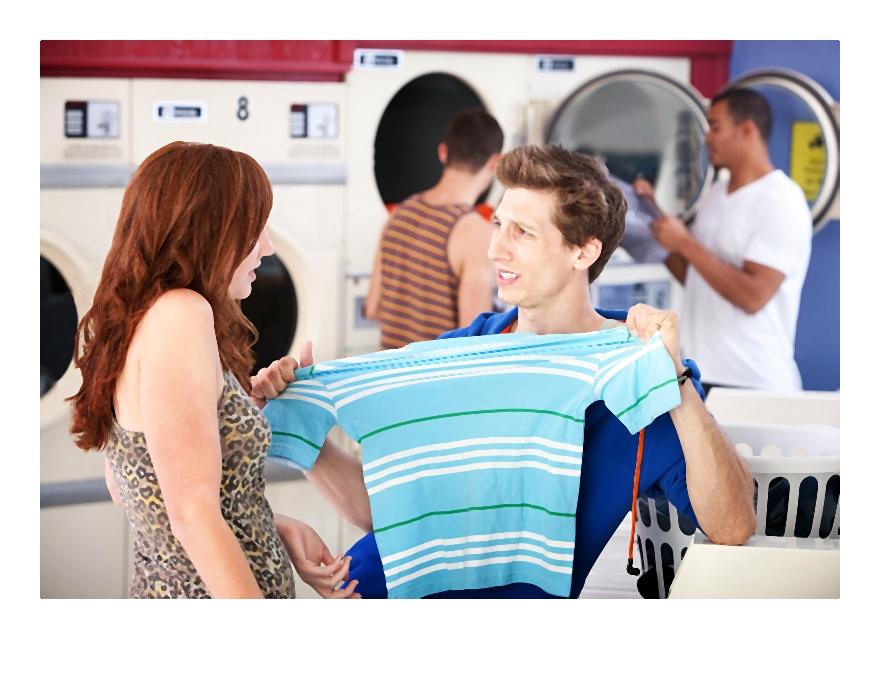 Ile masz kłopotów z praniem? Jak sobie radzić  z praniem?