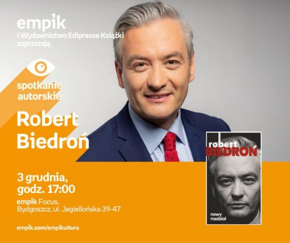 Robert Biedroń ■ empik Bydgoszcz LIFESTYLE, Książka - spotkanie