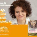 ANNA SAKOWICZ - SPOTKANIE AUTORSKIE - ŁÓDŹ