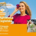AGNIESZKA CEGIELSKA - SPOTKANIE AUTORSKIE - ŁÓDŹ