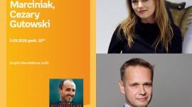 """""""NIEZNISZCZALNY"""" - KSIĄŻKA O ROBERCIE KUBICY - SPOTKANIE AUTORSKIE - ŁÓDŹ LIFESTYLE, Książka - ALDONA MARCINIAK, CEZARY GUTOWSKI - SPOTKANIE AUTORSKIE - ŁÓDŹ 8 marca, godz. 18:00 Empik Manufaktura, Łódź, ul. Karskiego 5"""