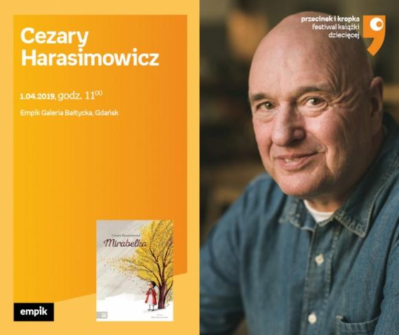 Cezary Harasimowicz | Empik Galeria Bałtycka LIFESTYLE, Książka - spotkanie