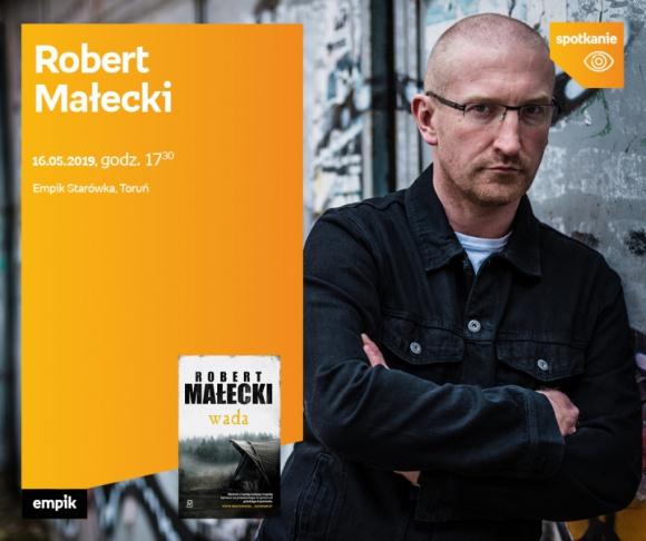 Robert Małecki | Empik Starówka LIFESTYLE, Książka - spotkanie