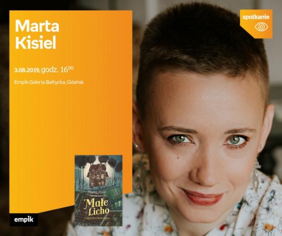 Marta Kisiel   Empik Galeria Bałtycka LIFESTYLE, Książka - SPOTKANIE