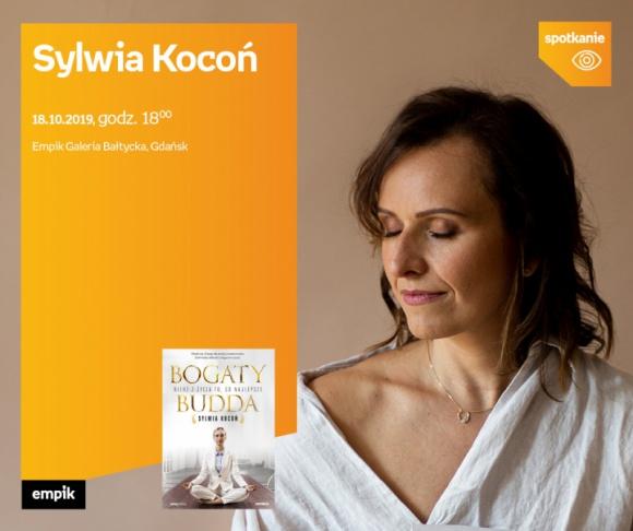 Sylwia Kocoń | Empik Galeria Bałtycka LIFESTYLE, Książka - spotkanie