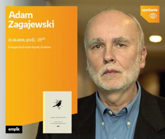 Adam Zagajewski LIFESTYLE, Książka - Adam Zagajewski w Empiku