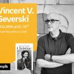 VINCENT V. SEVERSKI - SPOTKANIE AUTORSKIE - ŁÓDŹ