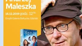 ANDRZEJ MALESZKA | Empik Galeria Bałtycka LIFESTYLE, Książka - spotkanie