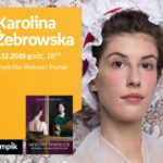 Spotkanie z Karoliną Żebrowską w Poznaniu