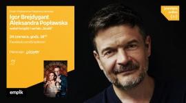 """Igor Brejdygant i Aleksandra Popławska odpowiedzą na pytania o """"Szadź"""" LIFESTYLE, Książka - Empik zaprasza na kolejne wydarzenie z cyklu #premieraonline."""